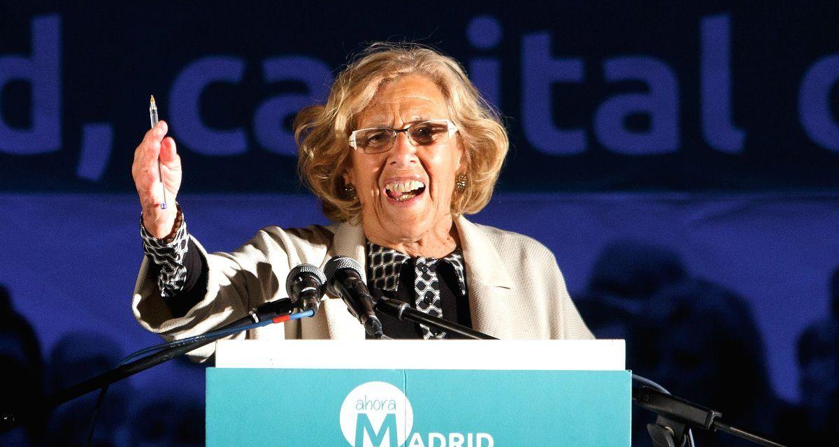 Zasca de Ahora Madrid a Begoña Villacís por este tuit