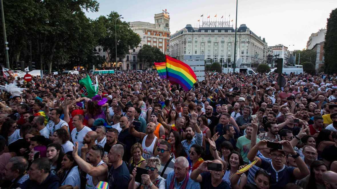 El día del Orgullo Gay en Twitter