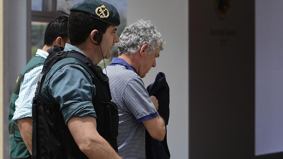 Por fin detienen a Villar por corrupción
