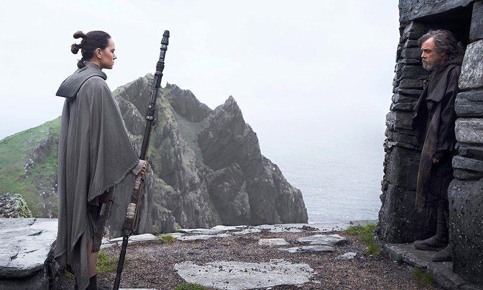 Los mejores memes con esta imagen de Star Wars ep. VIII