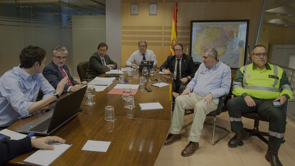 Gabinete de crisis made in Spain