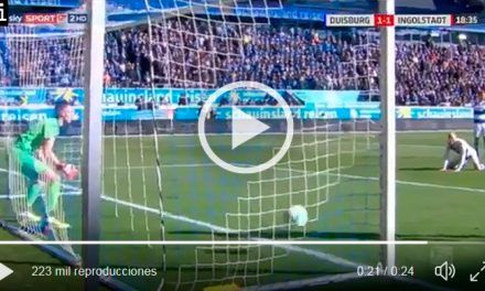 Uno de los goles más tontos de la historia, ¿Qué hacía el portero Flekken?