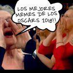 Los mejores memes de los Oscars 2018