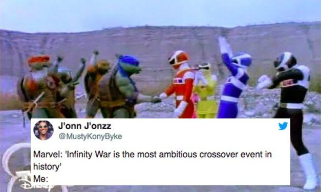 """Los memes de Marvel 