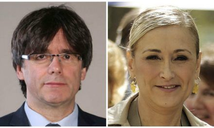 El No TFM de Cristina Cifuentes y la detención de Puigdemont