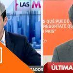 Zasca a Fernando de Páramo de Javier Ruiz en las Mañanas de Cuatro