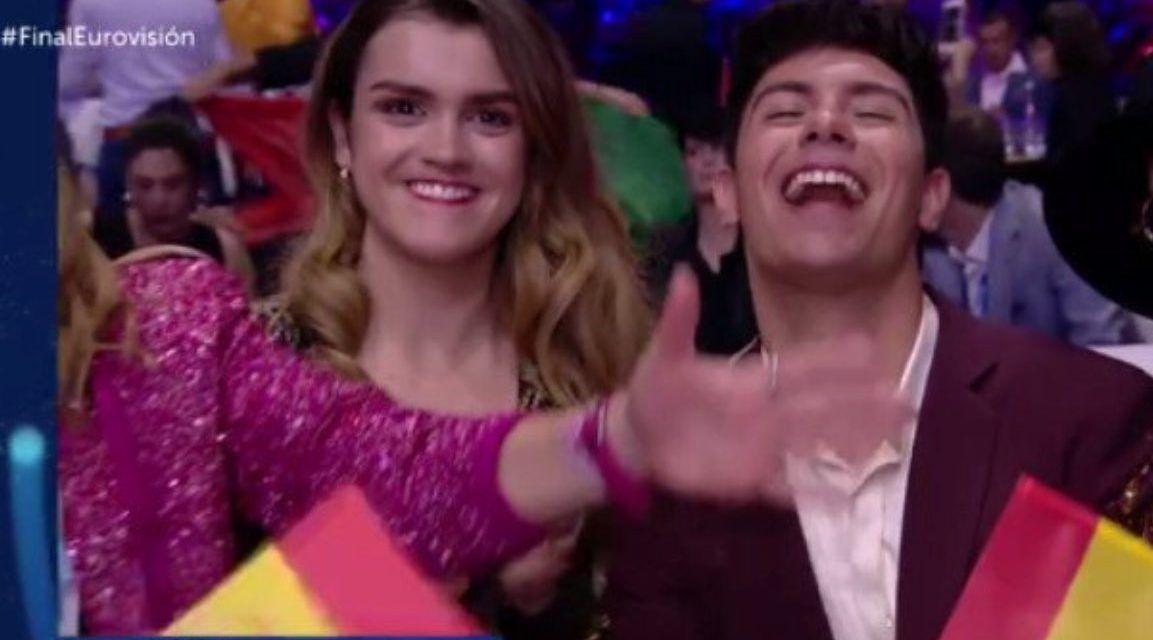 Los mejores memes de la final de Eurovisión 2018