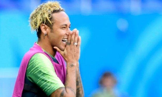 Los mejores memes del peinado de Neymar en el Mundial de Rusia 2018