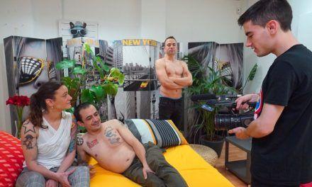 Silvia Charro y Simón Pérez acaban haciendo porno con Jordi el niño polla