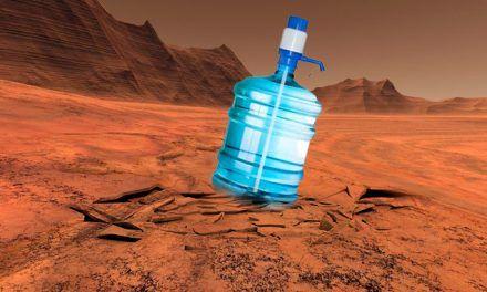 Los mejores tuits y memes sobre el descubrimiento de agua en Marte