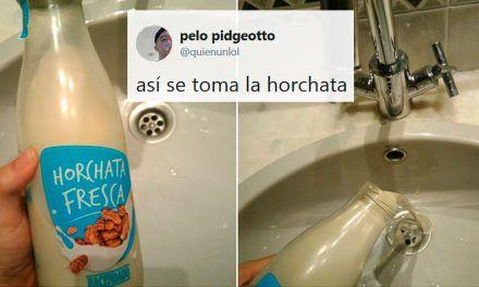 ¿Qué cojones pasa en Twitter con la Horchata?