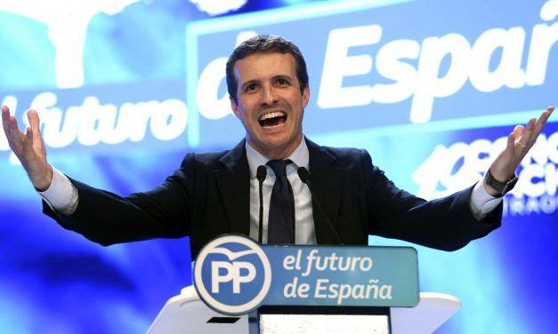 Reacciones tuiteras a la victoria de Pablo Casado