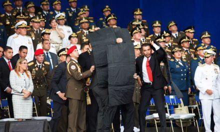 Posible atentado contra Nicolás Maduro en pleno discurso en un desfile militar