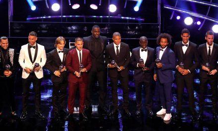 Los mejores memes de los premios The Best Fifa 2018