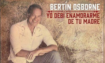 Pitorreo y memes con Bertín Osborne y el patético título de su nuevo disco