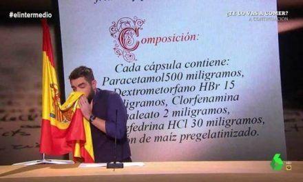 Reacciones en Twitter a la polémica de Dani Mateo y la bandera de España