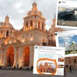 Ciudadanos confunde la mezquita de Córdoba con una catedral argentina
