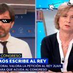 Bestial zasca de Rafa Mayoral a Pilar Cernuda
