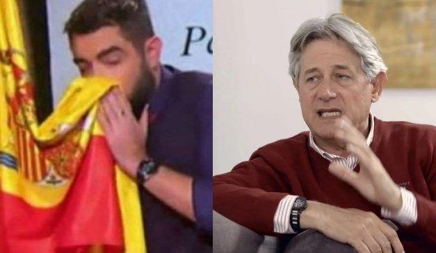 Josema Yuste se lleva un aluvión de zascas por criticar a Dani Mateo