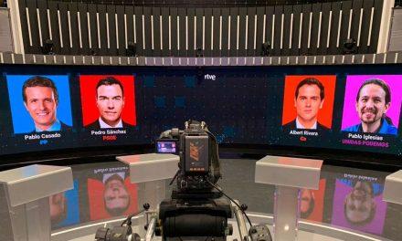 Los mejores memes del debate electoral de Rtve