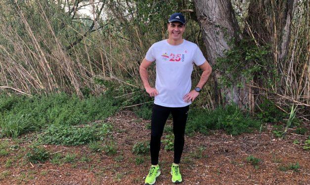 Los memes de la foto de Pedro Sánchez tras hacer running