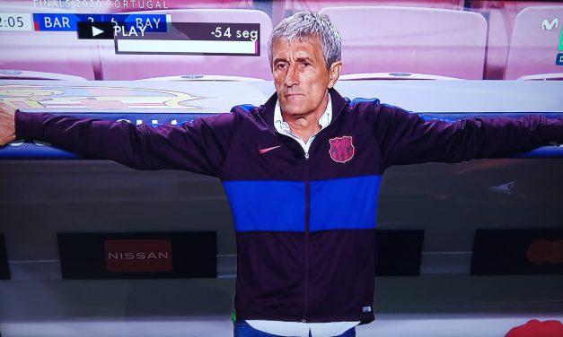 Los memes del 2-8. Barcelona humillado por el Bayern