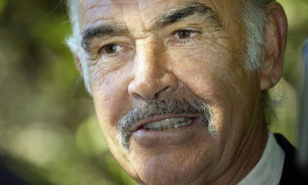 Fallece Sean Connery a los 90 años