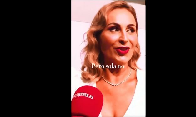 Ana Milán, el vídeo zasca sobre la soltería